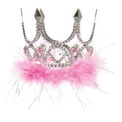 Diadème de princesse couronne déguisement fête anniversaire fille princesse habits tiare