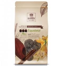 """Chocolat noir Barry """"Equateur"""" chocolat ganache gâteau equateur"""