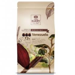 """Chocolat noir Barry """"Venezuela"""" ganache gâteau entremet fête"""