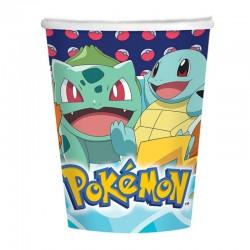 """gobelet """"Pokémon"""" anniversaire pikatchu dessin annimé couvert table"""
