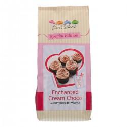 Crème enchantée chocolat