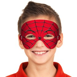 Masque - Spiderman déguisement anniversaire fête décoration surprise