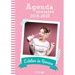 """Agenda """"L'atelier de Roxane"""" pâtisserie école agenda mémo cahier"""