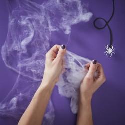 Toile d'araignée fête anniversaire halloween décoration salle toile araignée