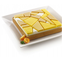 "Kit tarte ""Liberty"" kit géométrique tarte moule à tarte insert"