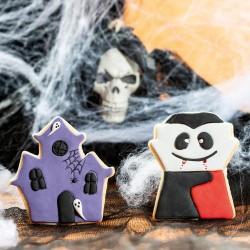 """Emporte-pièces """"Vampire"""" halloween fête maison hantée biscuit pate à sucre"""