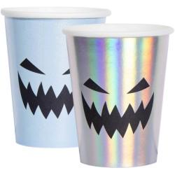 """gobelets """"Chauve-souris"""" halloween fête table décoration couverts"""