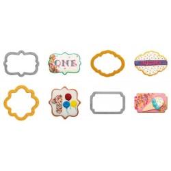 Emporte-pièces minis cadres 0255088
