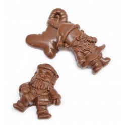 """Moule à chocolats """"Noël"""" père noël chocolat moule bottes petit"""