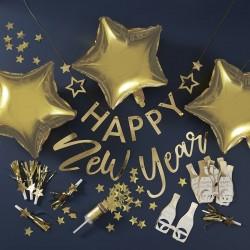 """Kit """"Nouvel an"""" décoration fête salle ballon nouvel an"""
