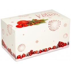 Boîte pour bûche 35 cm