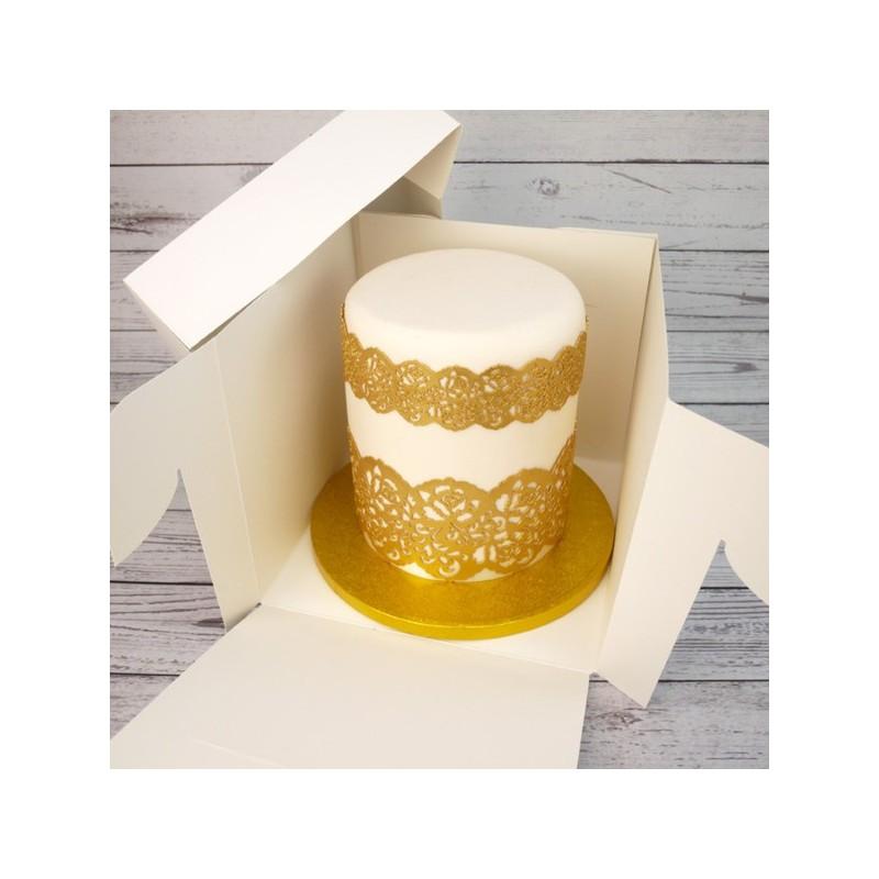Cake Box For Cake 25cm across x 22cm high