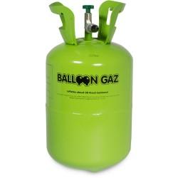 Bonbonne hélium