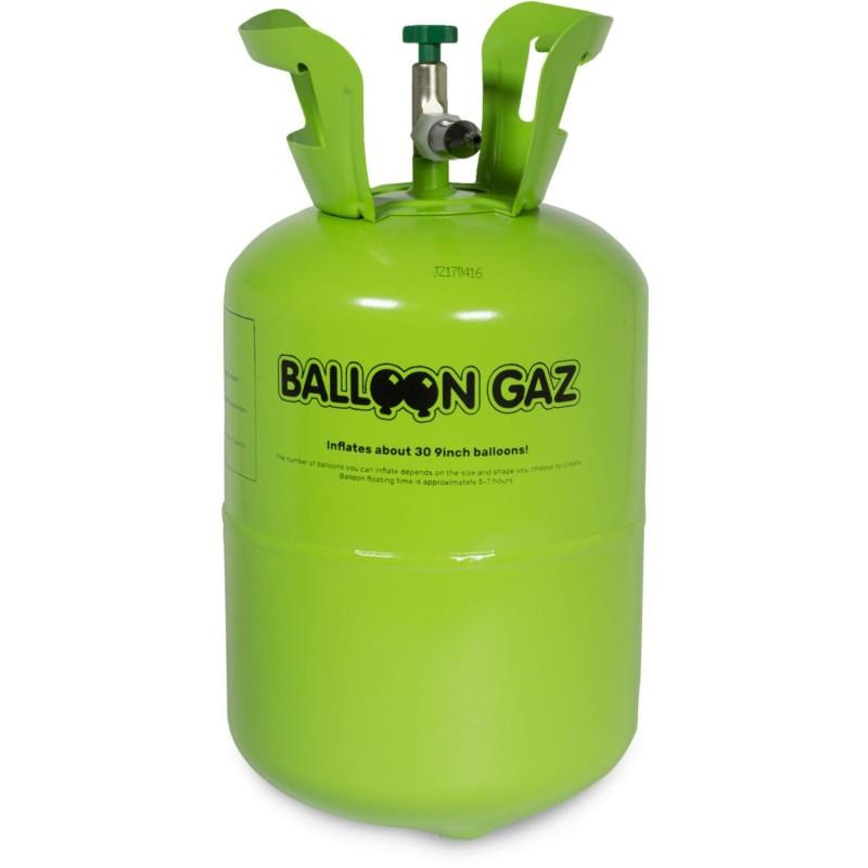 Helium bottle