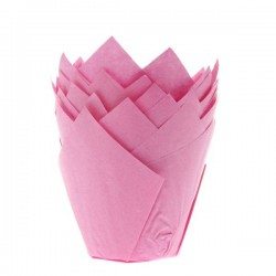 "Cupcake-Förmchen Tulip ""Rosa"""