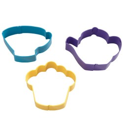 Tea Party Cookie Cutter Set/3