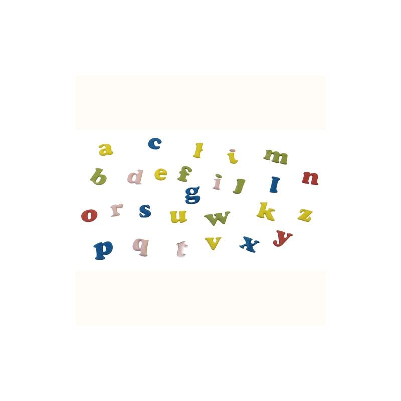 Alphabet Tappits Art Deco Minuscule
