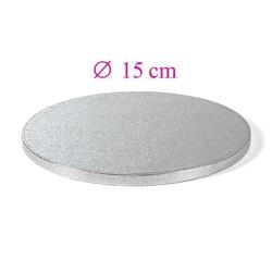 Tortenplatte Rund 15 cm - 10 mm