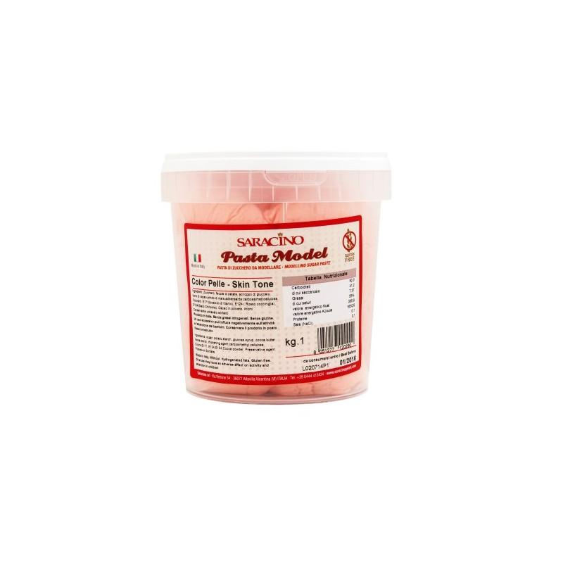 Pasta Model - Couleur peau 1 kg