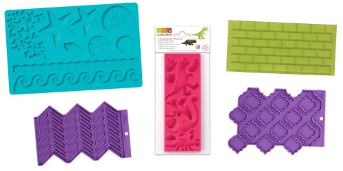 Moules & tapis à texture