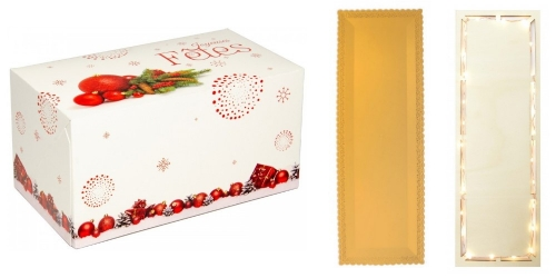 Cake boxes and boards