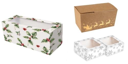 Verpackungen und Tortenplatten
