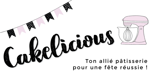 Cakelicious, the web-shop for baking material!