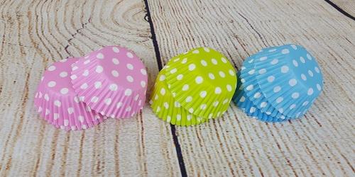 Caissettes Mini à cupcakes