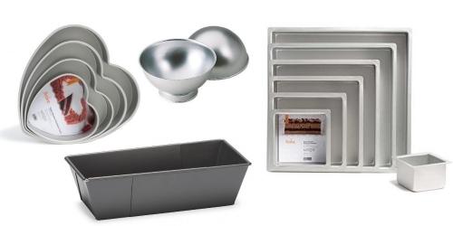 Cake pans basic shapes
