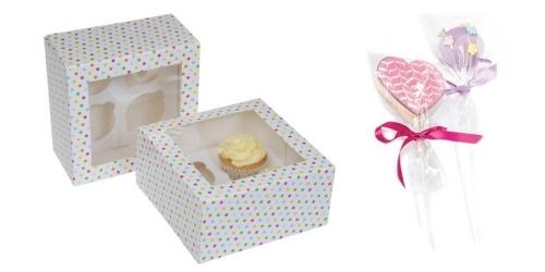 Boîtes à cupcakes