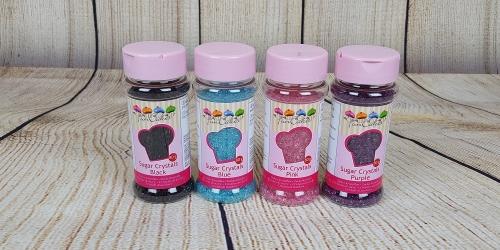 Farbigen Zucker