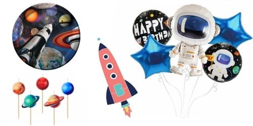 Alles für Geburtstage im Weltraum wie Star Wars