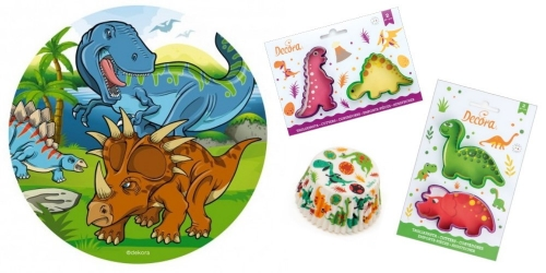 cake decorations for all dinosaurs fans