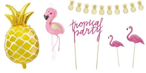 Flamingos, um die richtige Stimmung einzustellen