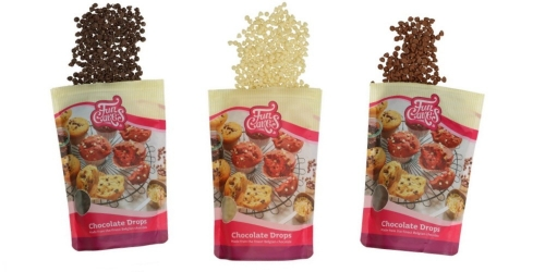Pépites de chocolat résistant à la cuisson