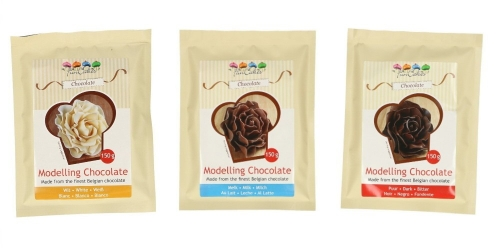 Modelling chocolate