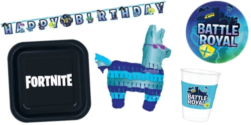 Incredible accessories for Fortnite battle royale birthday