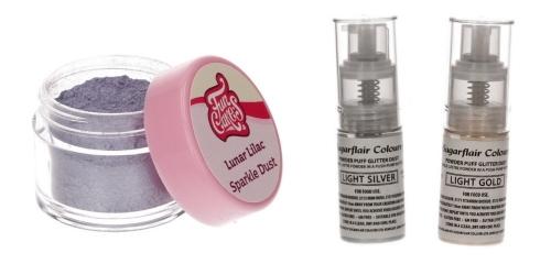 Silk powder (bling bling)