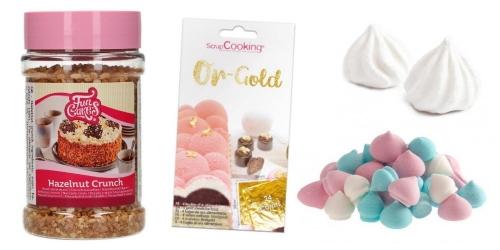 Chocolates and meringues