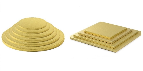 Thick cake boards