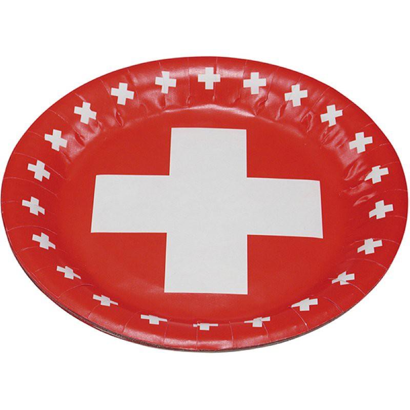 assiettes suisse